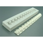 Alphabet Mould Patterned Bead Border
