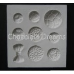 FPC Mold Antique Buttons