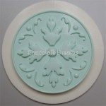 Alphabet Mould Cupcake Topper 3