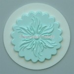 Alphabet Mould Cupcake Topper 6
