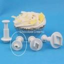 Pme Diamond Plunger Cutter Small