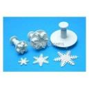 Pme Snow Flake Plunger Cutter Small