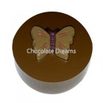 Cookie Chocolate Mold Butterflies