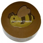 Cookie Chocolate Mold Bee