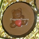 Cookie Chocolate Mold Bear With Heart