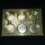 Luxe Cookie Verpakking voor 6 Stuks