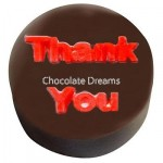 Cookie Chocolate Mold Thank You
