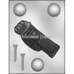 Chocoladevorm Golf