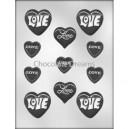 Chocoladevorm Heart with Love