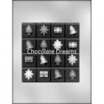 Chocoladevorm Xmas Bar