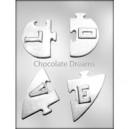 Chocoladevorm Hartpuzzel `Love `