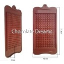 Siliconen Chocolate Mold Reep