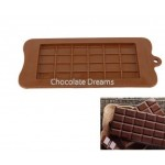Siliconen Chocolate Mold Grote Reep
