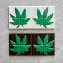 Chocoladevorm Reep Marihuana