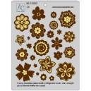 Chocoladevorm Flower Fun 90-13083